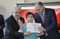 Kahramanmaraş'ta 293 Bin Öğrenci Karne Sevinci Yaşadı