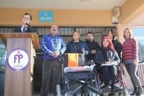 MASA TENİSİ - Kapak Toplayarak Tekerlekli Sandalye Aldılar