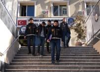 HIRSIZ - Kartal'da Hırsızlık Şüphelisini Vuran Korumalar Adliyeye Sevk Edildi