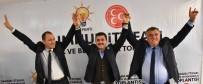 MUHSİN YAZICIOĞLU - Kemalpaşa'da Cumhur İttifakı Tek Yürek