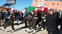 AYDıN ERGÜN - Kıbrıs Gazisi Son Yolculuğuna Uğurlandı