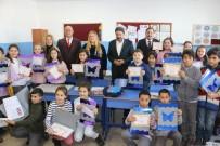 Kırka'da Öğrencilerin Karne Sevinci