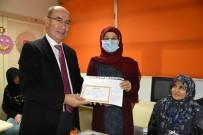 MİLLİ EĞİTİM MÜDÜRÜ - Lösemi Hastası Esra'nın Karne Hediyesi Kaymakamdan