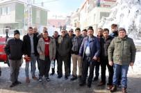 MUSTAFA ERBAŞ - Mahallelinin 'Elektrik' İsyanı