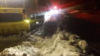 BÜYÜKŞEHİR BELEDİYESİ - Manisa'da Kaybolan 2 Teknisyen 6 Saat Sonra Bulundu