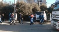 Mersin'de Askeri Araç Kaza Yaptı Açıklaması 4'Ü Asker 5 Yaralı