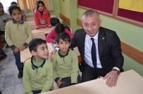 MHP İl Başkanı Aydın, Öğrencilerine Karne Dağıttı