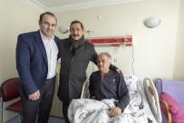 MHP Kastamonu Heyeti, Anadolu Hastanesini Ziyaret Etti