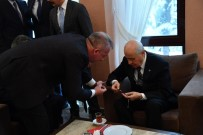 İL BAŞKANLARI TOPLANTISI - MHP Kastamonu İl Başkanı Yüksel Aydın, MHP İl Başkanları Toplantısına Katıldı