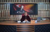 MİLLİ EĞİTİM MÜDÜRÜ - Milli Eğitim Müdürü Ekinci'nin Yarı Yıl Mesajı