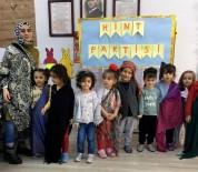 Minik Öğrenciler Farklı Kültürleri Öğreniyor