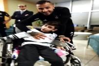 RİCARDO QUARESMA - Mustafa Barış'ın Quaresma Hayali Gerçekleşti