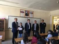 Nurdağı'nda 9 Bin 250 Öğrenci Karne Sevinci Yaşadı