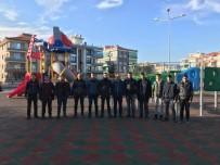 ÜLKÜ OCAKLARı - Ödemiş'teki Parka Alparslan Türkeş'in İsmi Verildi