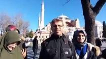 ANADOLU LİSESİ - Öğrencilere Karne Hediyesi İstanbul Gezisi