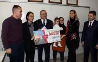 MENDERES TÜREL - Okul Dönem Birincilerinin 5 Yıldızlı Tatili Başladı