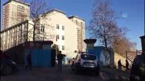 ANADOLU LİSESİ - Okul Önünde Bıçaklı Kavga
