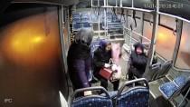 Otobüs Şoförü Rahatsızlanan Çocuğu Hastaneye Yetiştirdi