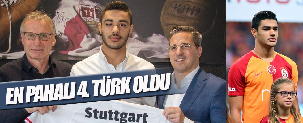 Ozan Kabak Türkiye'den giden en pahalı 4. Türk oldu