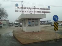 OTOBÜS TERMİNALİ - Patlamanın Yaşandığı Malkara'da Otobüs Seferleri Eski Otogarda Başladı