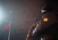 TERÖRLE MÜCADELE - Polis Taksim Meydanı'nda Kuş Uçurtmadı