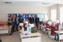 İMAM HATİP - Saray'da Karne Dağıtımı