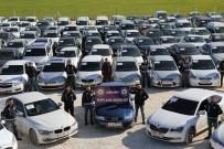 Son Yılların En Büyük Çalıntı Araç Operasyonu