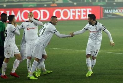 Spor Toto Süper Lig Açıklaması Akhisarspor Açıklaması 1 - Beşiktaş Açıklaması 3 (Maç Sonucu)