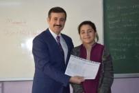 MİLLİ EĞİTİM MÜDÜRÜ - Sungurlu'da 8 Bin 633 Öğrenci Karne Aldı
