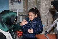 Suriyeli Küçük Kız, İlk Defa Duydu