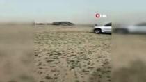 MAHSUR KALDI - Suudi Arabistan'da Kum Fırtınası Hayatı Felç Etti