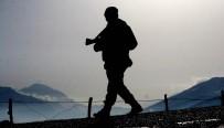 MILLI SAVUNMA BAKANLıĞı - Teröristlerin Taciz Ateşlerine Karşılık Verildi