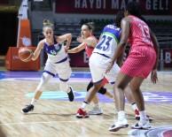 BURSA BÜYÜKŞEHİR BELEDİYESİ - Türkiye Kadın Basketbol Ligi Açıklaması Bayraklı Belediyesi Açıklaması 72 - Bursa BŞB Açıklaması 75