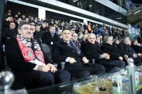 ZIRAAT TÜRKIYE KUPASı - Ümraniye Belediye Başkanı Adayı Yıldırım'dan Ümraniyespor'a Destek