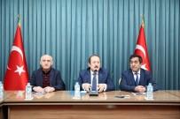 SIVIL TOPLUM KURULUŞU - Vali Ali Hamza Pehlivan Açıklaması