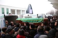 MOBİLYA - Yangında Ölen İki Suriyeli Karşıyaka'da Defnedildi