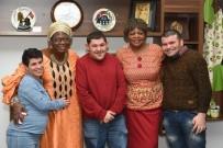 REHABILITASYON - Afrikalı Büyükelçi Eşlerinden Çorum Ziyareti