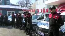 Afyonkarahisar Emniyet Müdürlüğü'ne 12 Yeni Araç Alındı