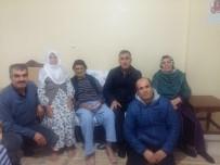 AK Parti Bağlar İlçe Teşkilatı Hasta Ziyaretlerini Sürdürüyor