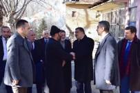 BERABERLIK - AK Parti'den Pütürge Ve Doğanyol'a Çıkarma
