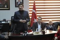 HAMZA DAĞ - AK Partili Hamza Dağ Açıklaması 'İzmir'de 3,5 Aydır Tiyatro İzliyoruz'