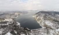 DOLULUK ORANI - Ankara'nın Barajlarında Kar Bereketi