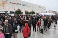 Antalya'da Hamsi Festivali İzdihamı