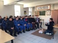Askeri Personele İlk Yardım Bilinçlendirme Eğitimi Verildi