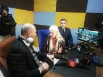 Bakan Soylu, Kızıltepe'de Radyo Programına Katıldı