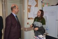 GEÇMİŞ OLSUN - Başkan Bozkurt'un Kurum Ziyaretleri