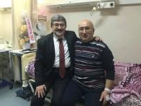 Başkan Can'dan Hasta Ziyaretleri