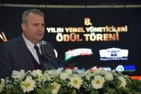TEKERLEKLİ SANDALYE - Başkan Çerçi, 'Türkiye'de Yılın Yerel Yöneticisi' Ödülünü Aldı