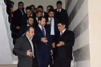 BERAT ALBAYRAK - Başkan Dere'den Bakan Albayrak'a Dosya