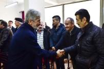 AYHAN YıLMAZ - Başkan Tuna'da Pursaklar'da